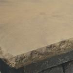 Chiseled Pillar Cap - Western Buff