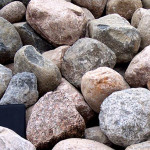 Wisconsin Granite Cobbles 18-24