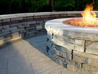 Unilock Fireplace Kits Price Outdoor Fireplace Kits Landscaping Network Grand Fireplace Kit