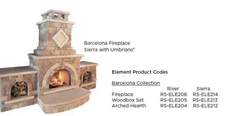 79 Unilock Fireplace Kits Price Unilock Estate Wall Installation Price List Circlepit